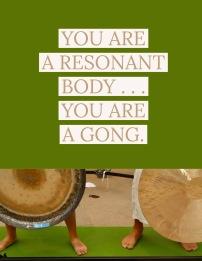 Resonant Gong